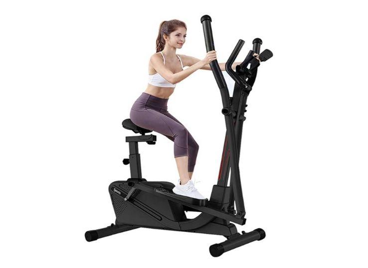 Dripex Cross Trainer Machine- Best 4 In 1 Cross Trainer