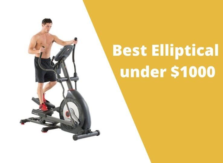 Best Elliptical under $1000