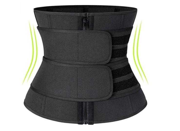 Non latex waist trainer