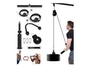Mikolo Fitness LAT and Lift Pulley System