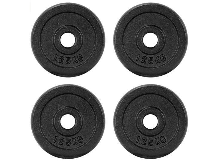 Xn8 bumper plates