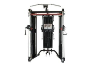 INSPIRE Fitness FT2 Functional Trainer and Smith Station: