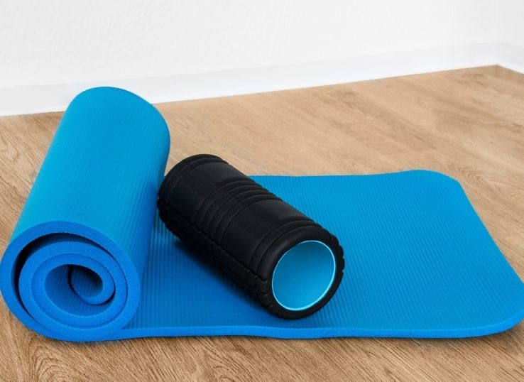 How to clean gym mat at home