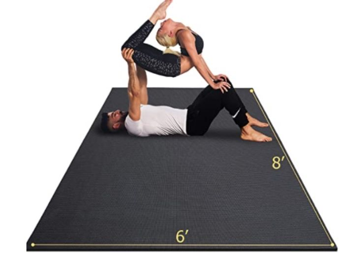 GXMMAT home gym flooring