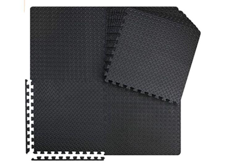 INNHOM tiles gym flooring