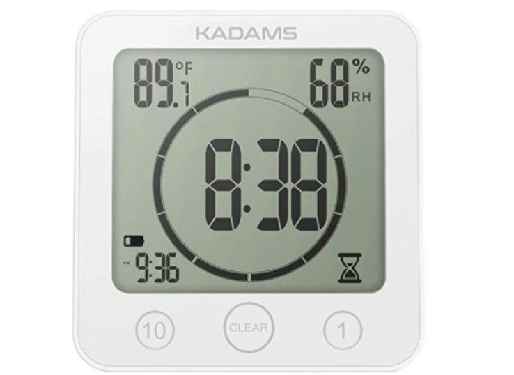 KADAMS Digital Clock Timer