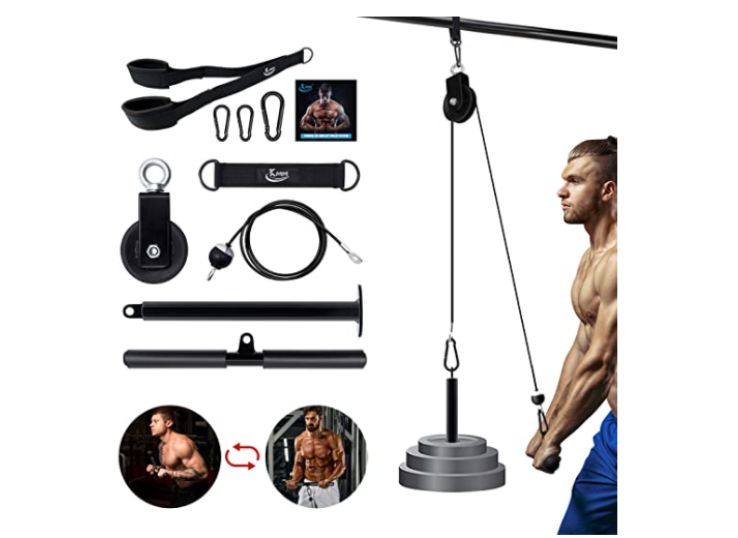 KMM Pulley System Gym