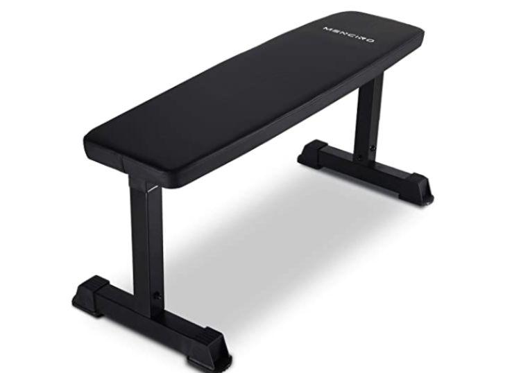 MENCIRO Flat Weight Bench