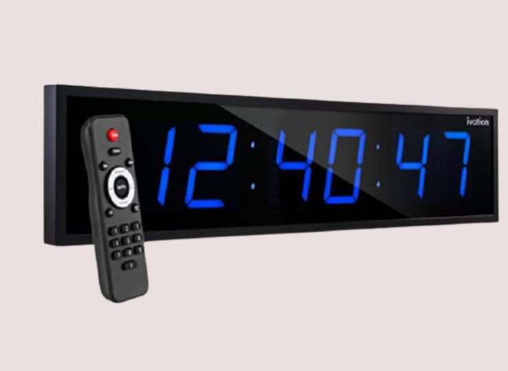 Best Clocks and Timers for the Home Gym
